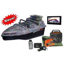 Nanotec GT1 incl. Vexilar Sonarphone fishfinder