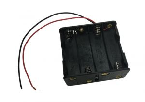 Batterijhouder 8 x AA