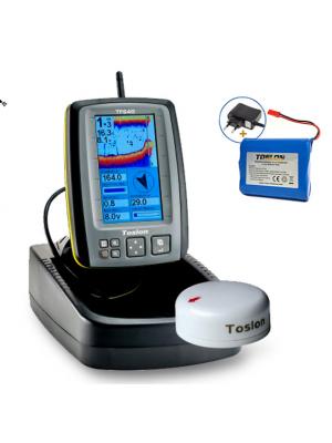 Toslon TF640 Fishfinder & GPS
