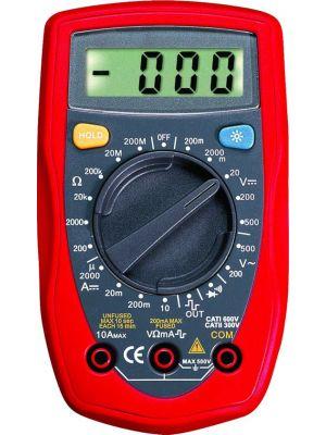 Digitale volt meter