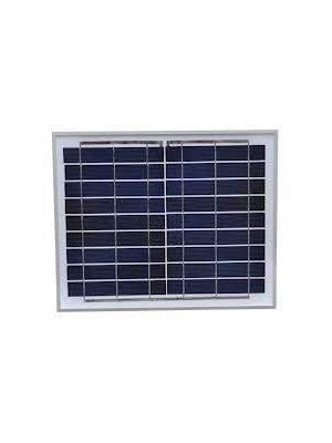 Zonnepaneel voor 6 volt lood accu's