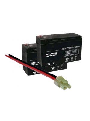 PowerCatcher Loodaccu 12 volt 9 ah (2 st.)