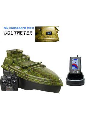 Anatec Graupner incl. ALF500 fishfinder