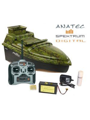 Anatec Spektrum/Mono Voerboot niet meer leverbaar, zie Nanotec GT1