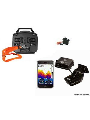 Baitliner Vexilar Fishfinder plus upgrade set incl. inbouwen