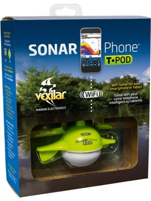 Vexilar Sonarphone T-Pod SP100