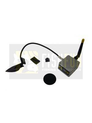 Losse portable opbouw zender t.bv. Humminbird RF15 fishfinder