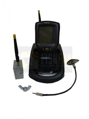 Humminbird RF15 voerboot fishfinder (demo)