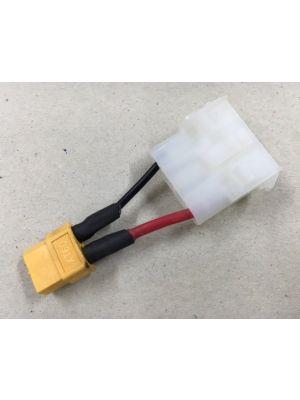 Verloopstekker lood naar lithium-ion