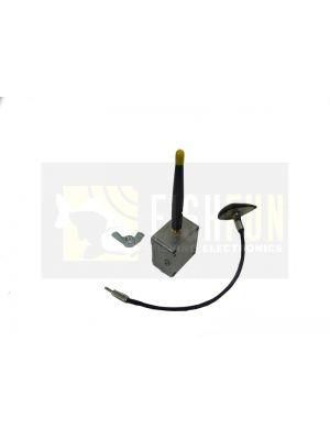 Zender en transducer voor RF15 (demo)