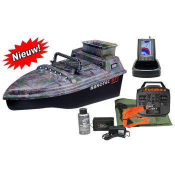 Nanotec GT1 incl. Toslon TF500 fishfinder