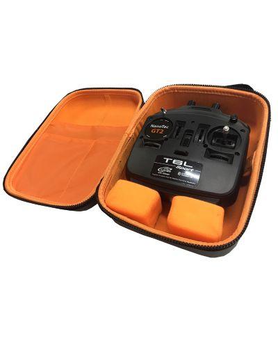 Koffer voor handzender of fishfinder (grijs)